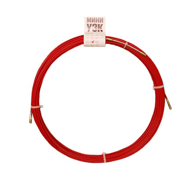 Стальной трос для кабельной протяжки УЗК